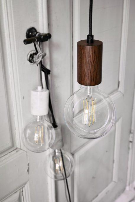 Bristol  Lampa wisząca – Styl nowoczesny – kolor biały