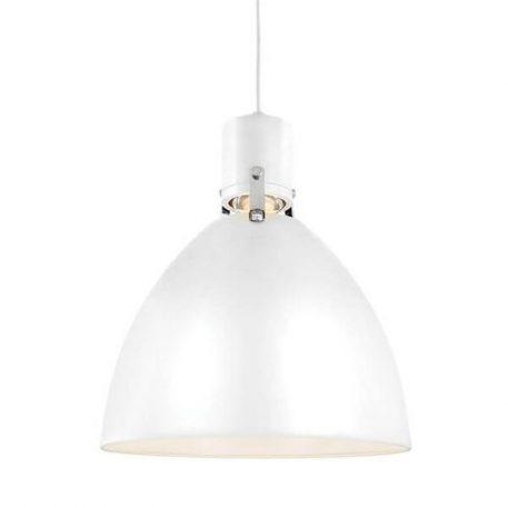 Brynne Lampa wisząca – Styl skandynawski – kolor biały
