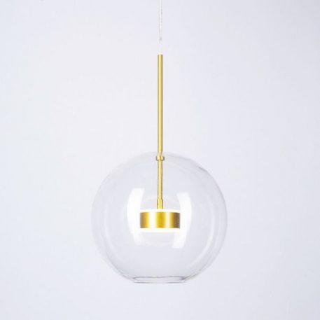 Bubbles Lampa wisząca – kolor złoty