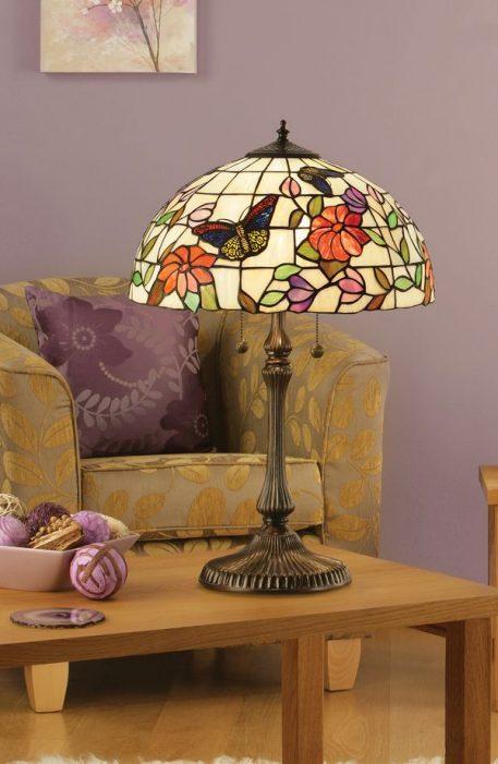 Butterfly Lampa stołowa