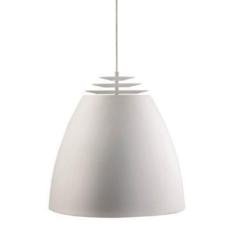 Buzz Lampa wisząca – Styl skandynawski – kolor biały