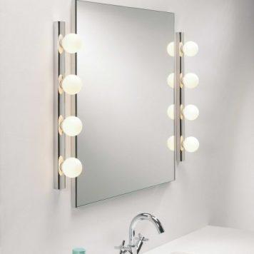 Cabaret Lampa nowoczesna – Styl glamour – kolor srebrny