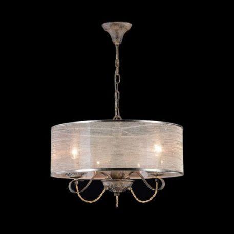 Cable Lampa wisząca – klasyczny – kolor biały, brązowy