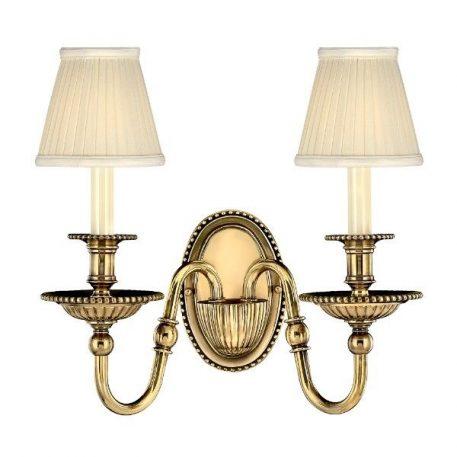 Cambridge 1 Lampa klasyczna – klasyczny – kolor mosiądz, złoty