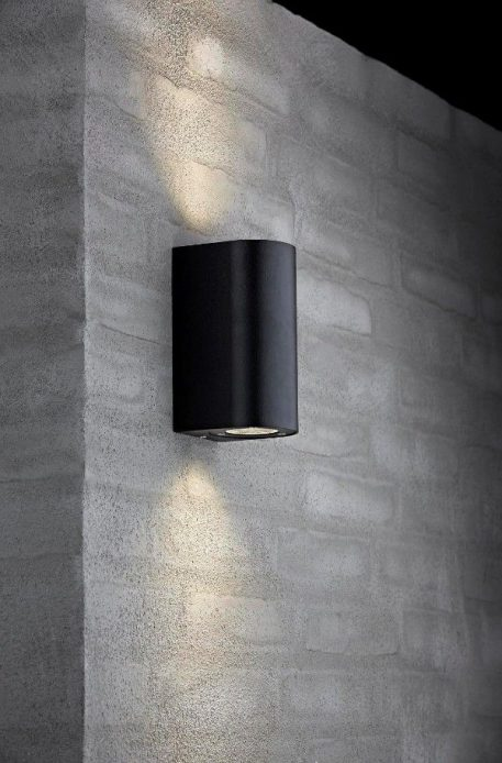 Canto Maxi Lampa zewnętrzna – Styl nowoczesny – kolor Czarny