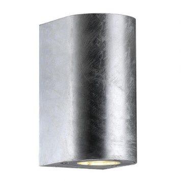 Canto Maxi Lampa zewnętrzna – Styl nowoczesny – kolor srebrny
