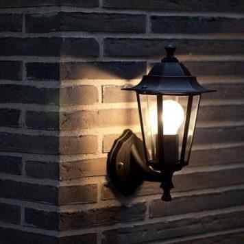 Cardiff Lampa zewnętrzna – klasyczny – kolor Czarny