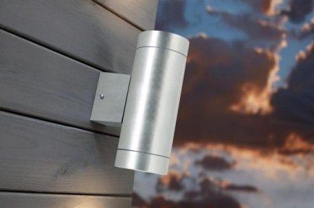 Castor Maxi Lampa zewnętrzna – Styl nowoczesny – kolor srebrny