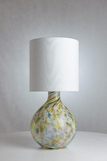 Cętki Lampa nowoczesna – Styl nowoczesny – kolor biały, żółty, Niebieski, Zielony