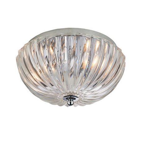 Chalbury  Lampa sufitowa – klasyczny – kolor transparentny