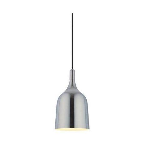 Chuck  Lampa wisząca – Styl skandynawski – kolor srebrny