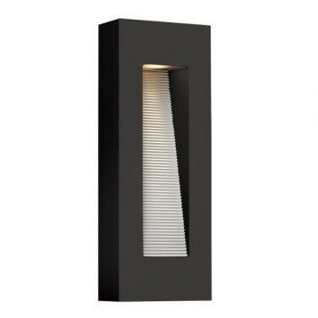 Chuck Lampa zewnętrzna – Lampy i oświetlenie LED – kolor Czarny