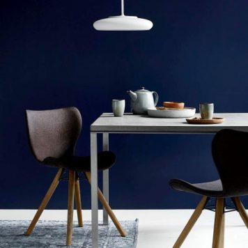 Ciambo Lampa wisząca – Styl nowoczesny – kolor biały