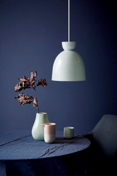 Circus 27 Lampa wisząca – Styl skandynawski – kolor Niebieski
