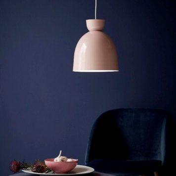 Circus 27  Lampa wisząca – Styl skandynawski – kolor różowy
