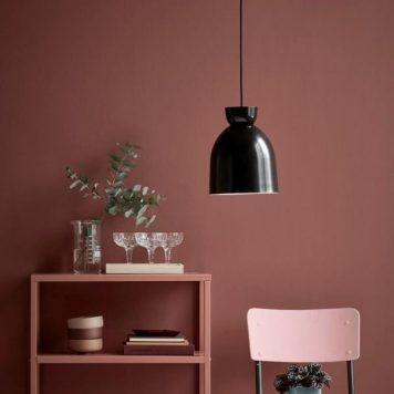 Circus Lampa wisząca – Styl skandynawski – kolor Czarny