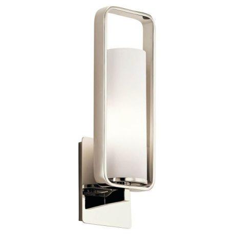 City Lights Lampa nowoczesna – Styl nowoczesny – kolor biały, srebrny