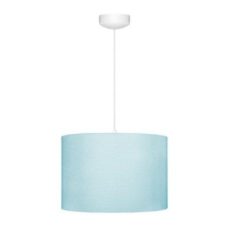 Classic Lampa wisząca – Z abażurem – kolor Niebieski