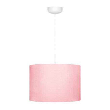 Classic Lampa wisząca – Z abażurem – kolor różowy