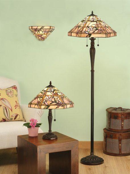 Clematis Lampa podłogowa