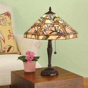 Clematis Lampa stołowa