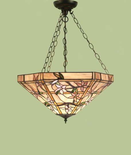 Clematis Lampa wisząca