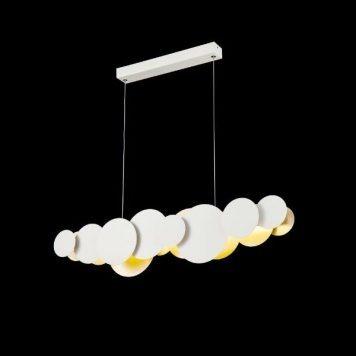 Cloud  Lampa wisząca – Styl nowoczesny – kolor biały złoty