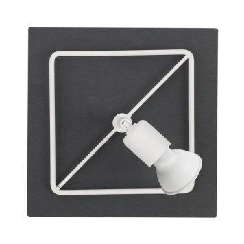 Coba  Lampa nowoczesna – Styl nowoczesny – kolor biały, Szary