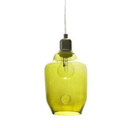 Color  Lampa wisząca – kolor żółty