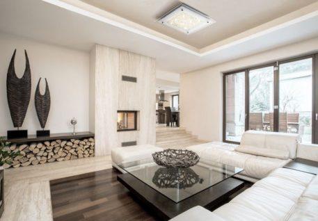 Cool 2L Lampa sufitowa – Lampy i oświetlenie LED – kolor biały, transparentny