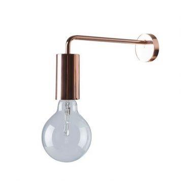 Cool Lampa nowoczesna – Styl nowoczesny – kolor miedź