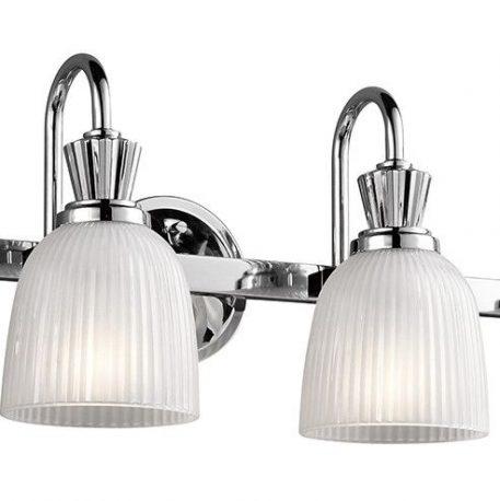 Cora  Lampa nowoczesna – klasyczny – kolor biały, srebrny