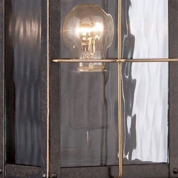 Cortland Lampa klasyczna – klasyczny – kolor brązowy