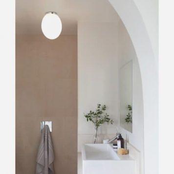Cortona Plafon – Styl nowoczesny – kolor biały
