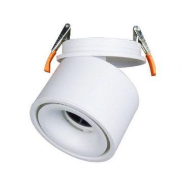 Creston  Lampa sufitowa – Oczka sufitowe – kolor biały