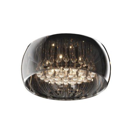 Crystal  Lampa sufitowa – kryształowe – kolor Szary