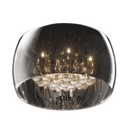 Crystal  Lampa sufitowa – Plafony – kolor Szary