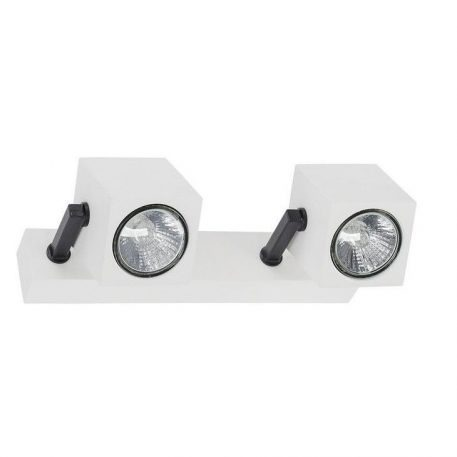 Cuboid  Reflektor – Reflektory – kolor biały, Czarny