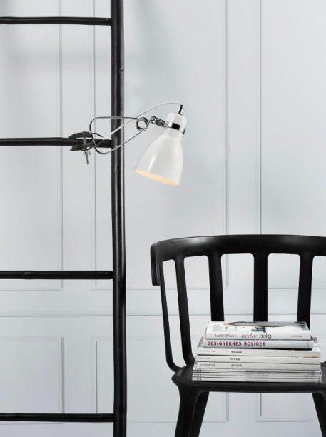 Cyclone Lampa nowoczesna – Styl nowoczesny – kolor biały