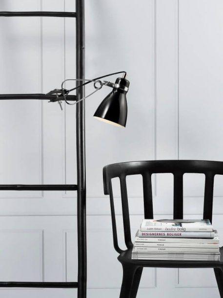 Cyclone Lampa nowoczesna – Styl nowoczesny – kolor Czarny