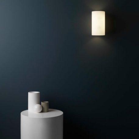 Cyl Lampa nowoczesna – szklane – kolor biały