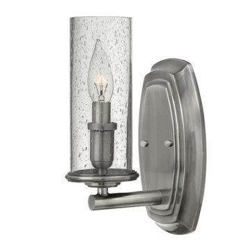 Dacota Lampa klasyczna – klasyczny – kolor srebrny