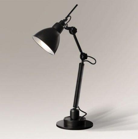 Daisen Lampa stołowa – kolor Czarny