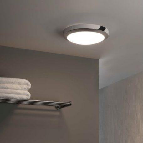 Dakota Lampa sufitowa – Plafony – kolor biały, srebrny