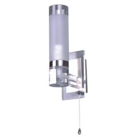 Dalita Lampa nowoczesna – szklane – kolor srebrny