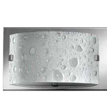Daphne Lampa nowoczesna – szklane – kolor srebrny