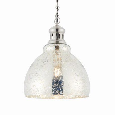 Darna Lampa wisząca – Styl nowoczesny – kolor srebrny