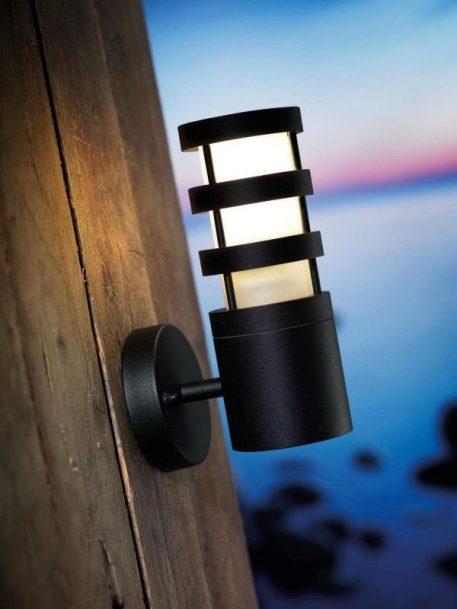 Darwin Lampa zewnętrzna – Styl nowoczesny – kolor Czarny