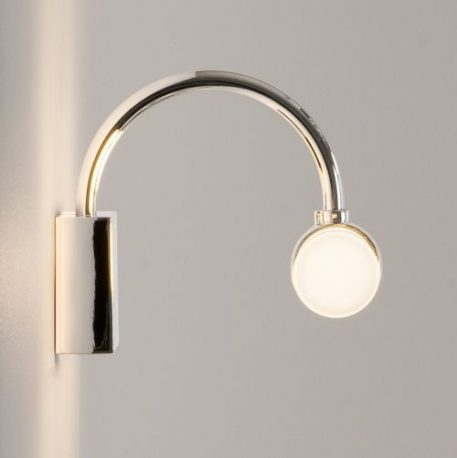 Dayton  Lampa nowoczesna – Styl nowoczesny – kolor biały, srebrny