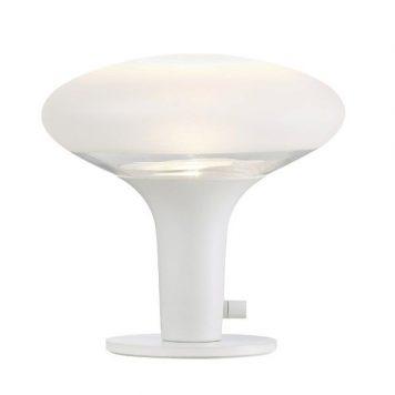 Dee 2.0 Lampa nowoczesna – szklane – kolor biały, Czarny